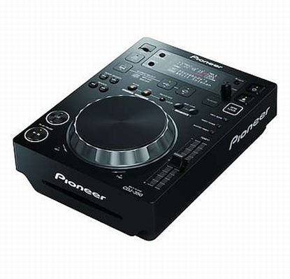 Immagine di CDJ 350 PLAYER CD USB
