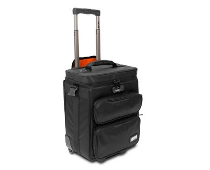 Immagine di ULTIMATE DIGI TROLLEY TO GO BLACK / ORANGE INSIDE