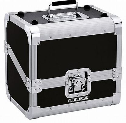 Immagine di 80 Record Case Black