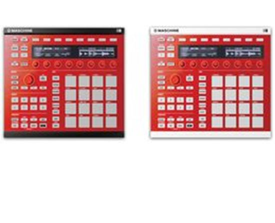Immagine di MASCHINE CUSTOM KIT RED