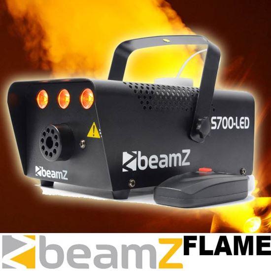Immagine di S700 LED - macchina del fumo