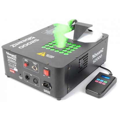 Immagine di S2000 DMX LED 24X3W PROFESSIONALE