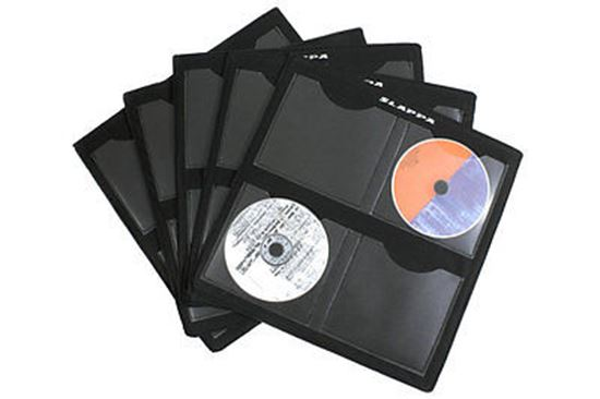 "Immagine di SL-DJPAGE DJ SLEEVES / 12"" CD SLEEVES FOR RECORD BAGS / BOXES"