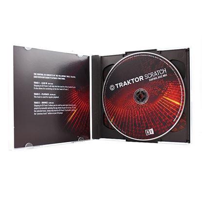 Immagine di TRAKTOR SCRATCH CONTROL CD MKII (COPPIA)