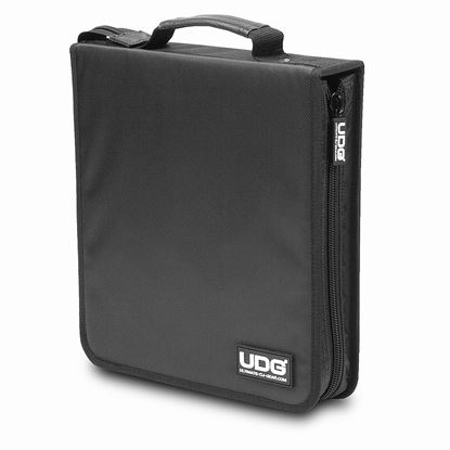 Immagine di Ultimate CD Wallet 128 Black