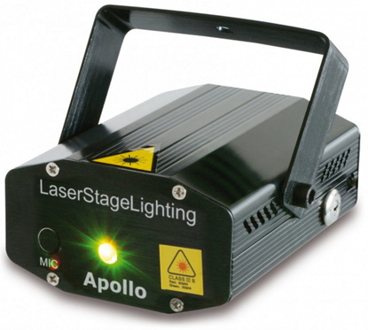 Immagine di Apollo Multipoint Laser Red Green