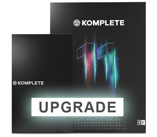 Immagine di KOMPLETE 11 UPGRADE (DA KOMPLETE SELECT 11)