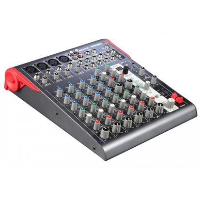 Immagine di MI12 Mixer Compatto a 12 Canali con Effetti FX