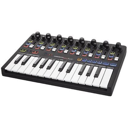 Immagine di Keyfadr - Master Keyboard con Fader e Controlli - Ottimizzata per Ableton