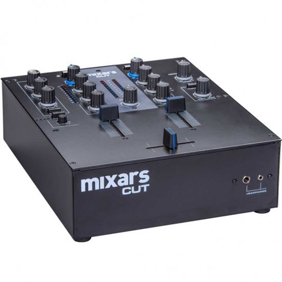 Immagine di CUT MK2 Mixer 2 Canali per Dj