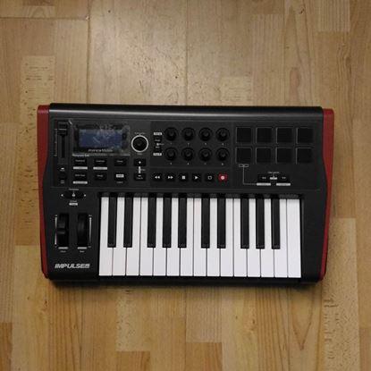 Immagine di Impulse 25 - Keystation - Tastiera Midi - Usb - Ex Demo