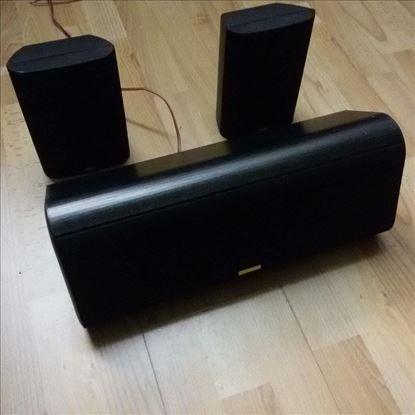 Immagine di Jamo Sistema Speaker Passivi 2.1 150 Watt - Usato