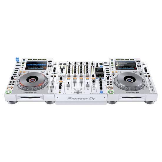 Immagine di Bundle CDJ 2000NXS2 - DJM 900NXS2 - White Edition