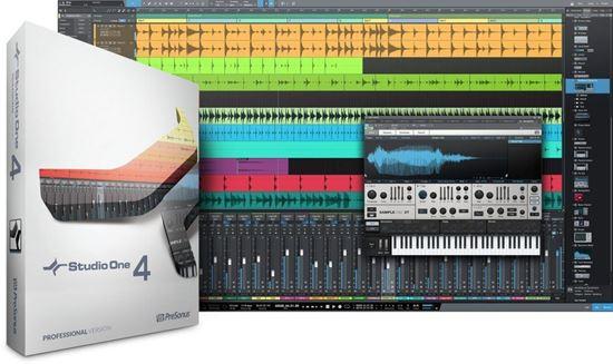 Immagine di Studio One 4 Pro