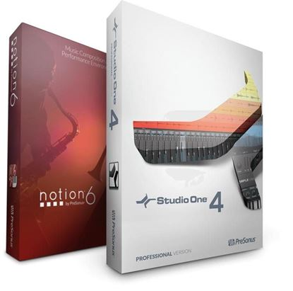 Immagine di Studio One 4 Pro / Notion 6 - Bundle