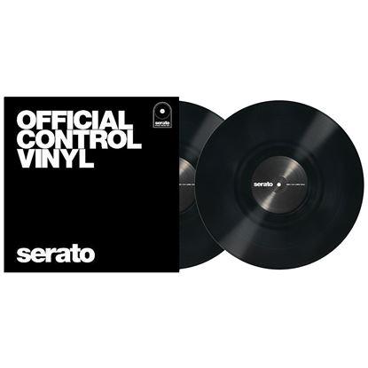 "Immagine di Official Control Vinyl 12"" (Coppia) Black"