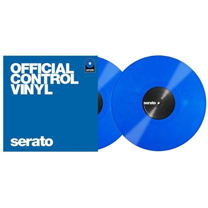 "Immagine di Official Control Vinyl 12"" (Coppia) Blue"