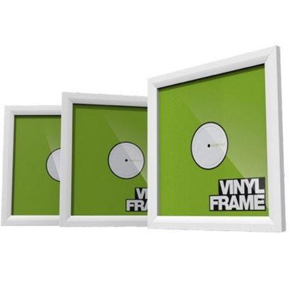 Immagine di Vinyl Frame Set White