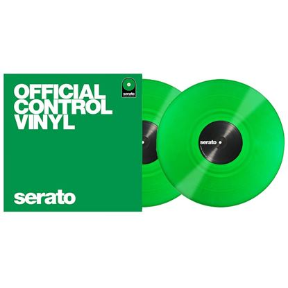 "Immagine di Official Control Vinyl 12"" (Coppia) Green"