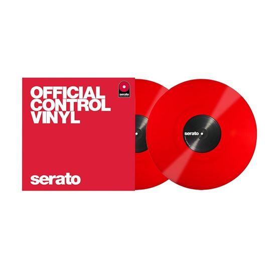 """Immagine di Official Control Vinyl 12"""" (Coppia) Red"""