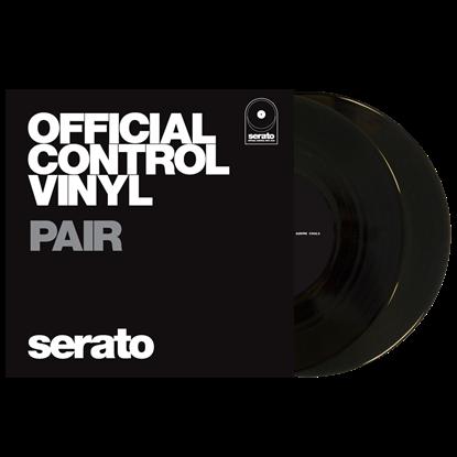 "Immagine di Official Control Vinyl 7"" (Coppia) Black"