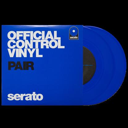 "Immagine di Official Control Vinyl 7"" (Coppia) - Blue"