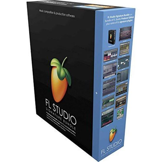 Immagine di FL Studio 20 - Fruity Loops Signature Bundle