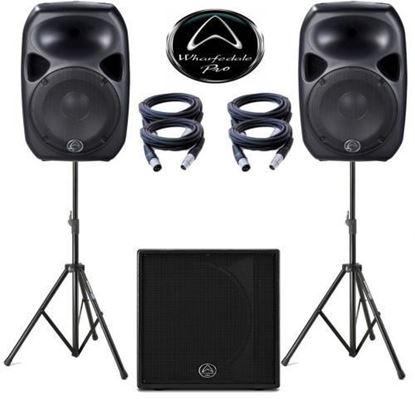 Immagine di Impianto Amplificato per DJ - TITAN Active