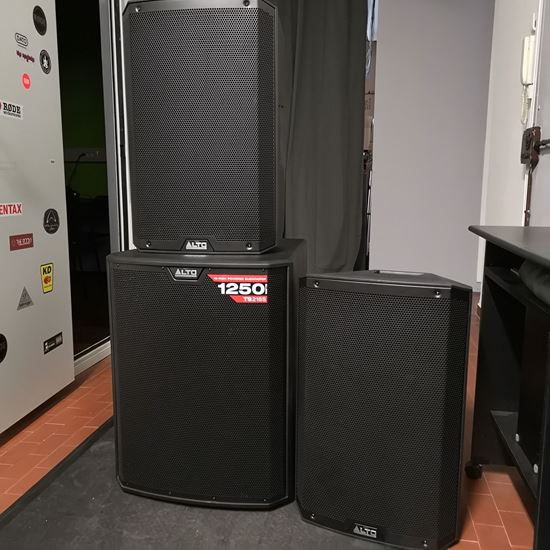 Immagine di Impianto Audio Attivo - 3000w RMS - usato