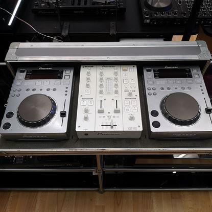 Immagine di Console Pioneer CDJ-350 + DJM-350 USATA