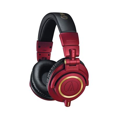 Immagine di ATH-M50X - LIMITED EDITION RED