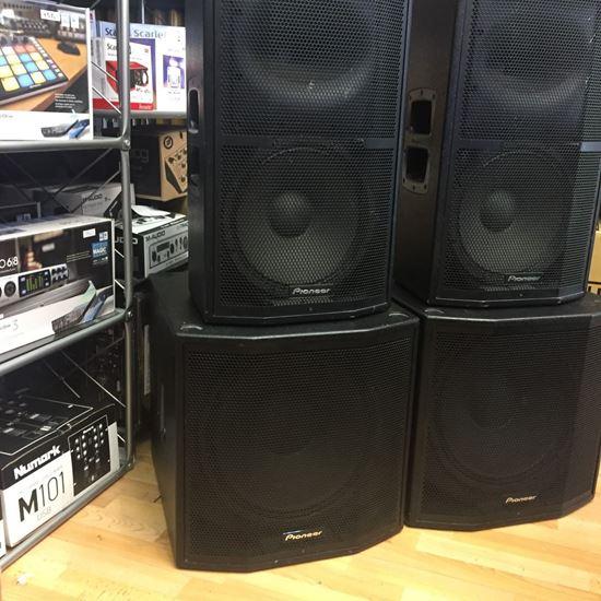 Immagine di Impianto audio ampificato xprs