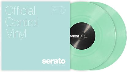 "Immagine di Official Control Vinyl 12"" (Coppia) Glow in the dark"