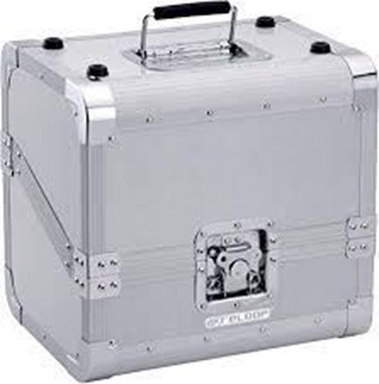 Immagine di 80 Record Case Silver