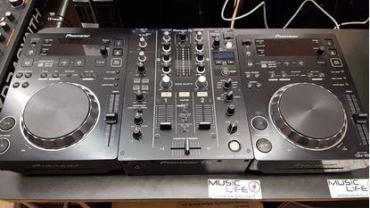 Immagine di CDJ 350 + DJM 450