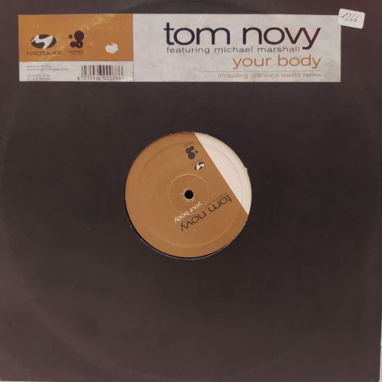 Immagine di Tom Novy - Your Body