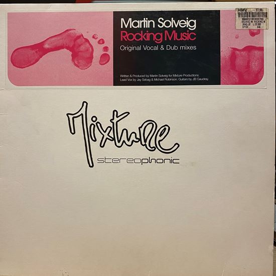 Immagine di Martin Solveig - Rocking music