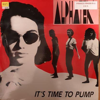 Immagine di ALPHATEK - IT'S TIME TO PUMP