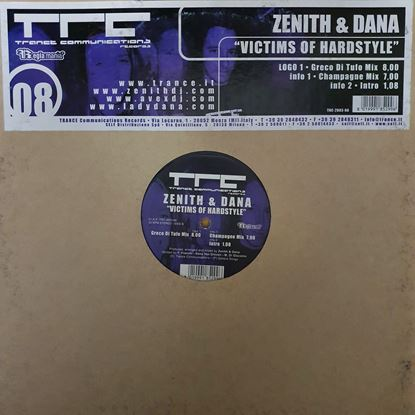 Immagine di ZENITH E DANA - VICTIMS OF HS