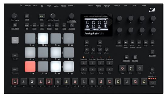 Immagine di Analog Rytm MKII Black