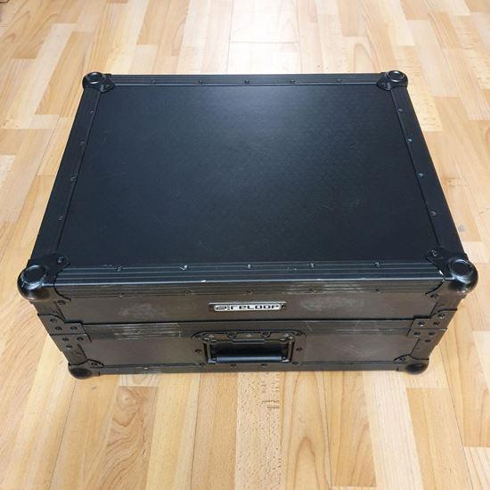 Immagine di TURNTABLE CASE BLACK case per giradischi (USATO)