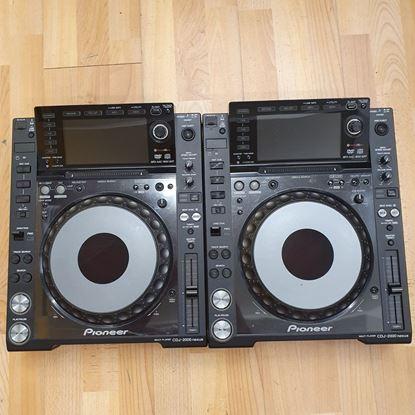 Immagine di Cdj 2000 Nxs  (coppia usati)