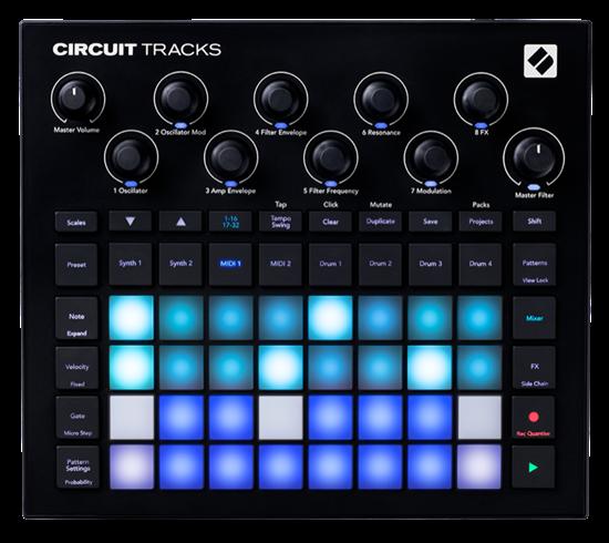 Immagine di Circuit Tracks