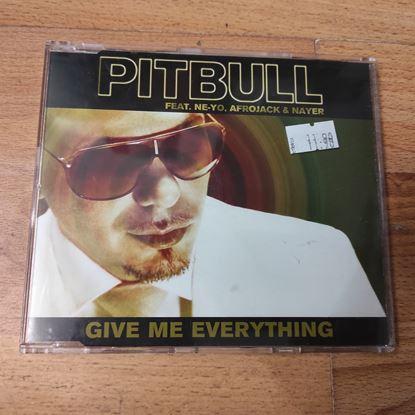 Immagine di PITBULL feat. NE-YO, AFROJACK & NAYER - Give Me Everything